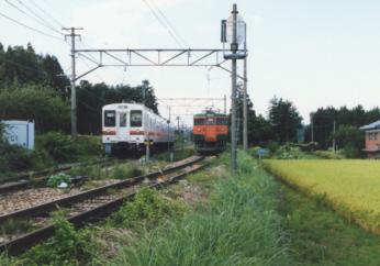 飯田線・高遠原~伊那大島(2000...